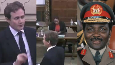 Photo of UK Parliament reveals that Gowon in his time carted away with half of the CBN