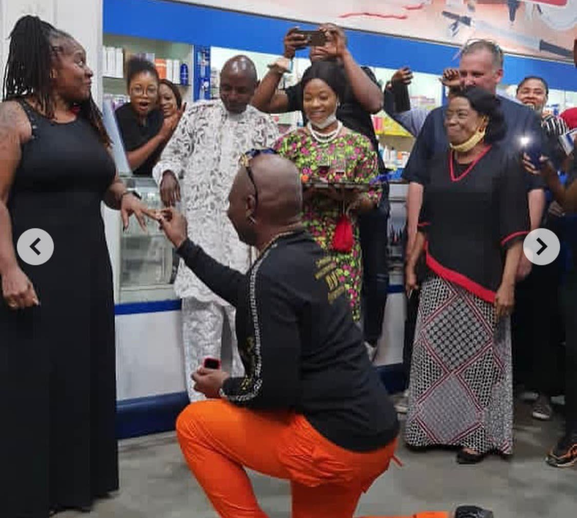 Charly Boy proposes to his Wife for the 4th time after 45 Years of Marriage 10