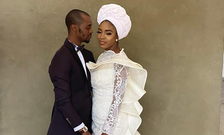 Bashir El-rufai releases pre-wedding photos with his bride-to-be named 'Nwakaego' 3