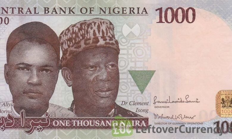 Nigerian lawyer calls for the removal of Arabic inscription from currency 1