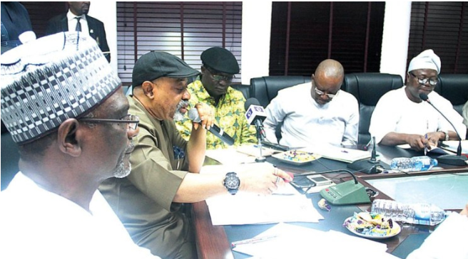 FG forcing Lecturers, Students to School to avert fresh #EndSARS Protest - ASUU 1