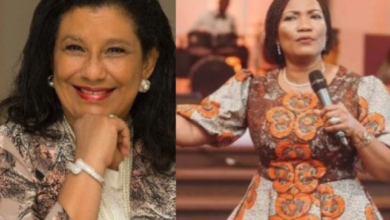 """Photo of """"Stop Misleading the Congregation"""" – Laila St. Matthew Daniels tells pastor Funke Adejumo over her 'a woman whose husband's life does not appreciate after marriage is a witch' statement"""