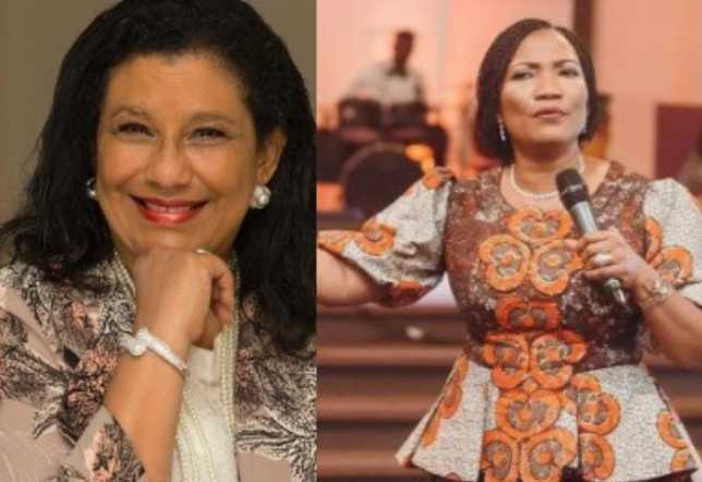 """Stop Misleading the Congregation"" - Laila St. Matthew Daniels tells pastor Funke Adejumo over her 'a woman whose husband's life does not appreciate after marriage is a witch' statement 1"