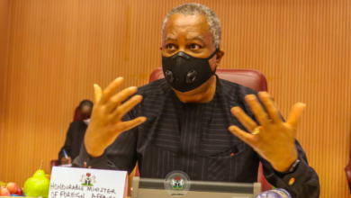Photo of Landlord threatening to eject Nigerian embassy in Hungary over owed rent – Minister of Foreign Affairs, Geoffrey Onyeama