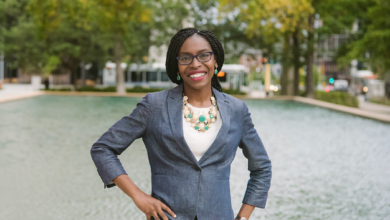 Photo of Nigerian woman becomes Minnesota state's lawmaker in the US