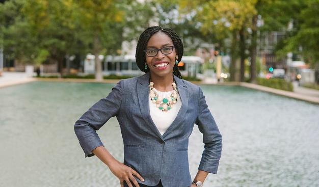 """Congratulations to our Ekiti Daughter"" - Fayemi congratulates Minnesota State's Nigerian Lawmaker, Esther Agbaje 1"