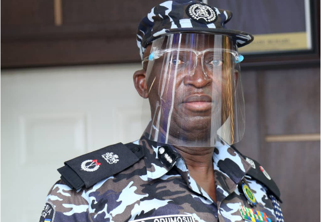 Proposed EndSARS protest: Lagos Police withdraws Officers from unentitled individuals 1