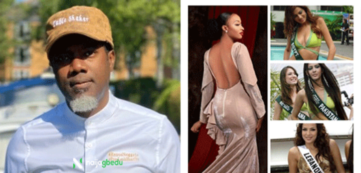Reno Omokri slams Muslims attacking Rahama Sadau instead of thieving politicians and bandits 1