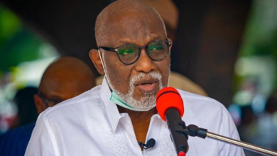 Photo of #ENDSARS: Challenge CBN's action in Court if your account is frozen – Akeredolu