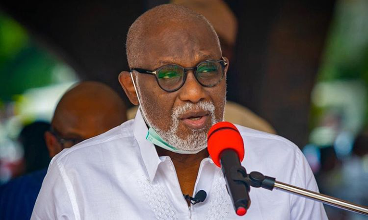 #ENDSARS: Challenge CBN's action in Court if your account is frozen – Akeredolu 1