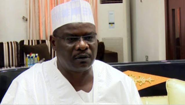 Kleptocrats have formed a major part of Buhari's Govt - Ndume 1