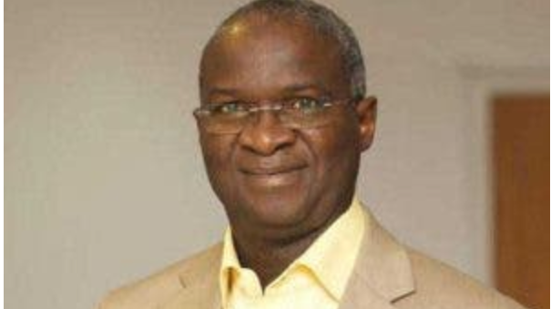 FG owes 3,504 Contractors, Fashola tells National Assembly 1
