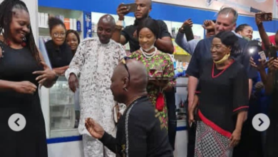 Photo of Charly Boy proposes to his Wife for the 4th time after 45 Years of Marriage