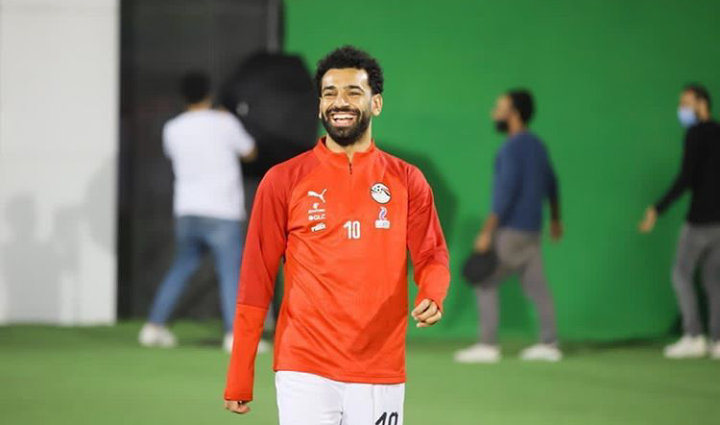 Photo of Mohammed Salah tests positive for Covid-19 while on International duty