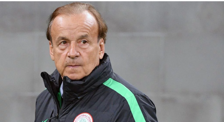 Sierra Leone vs Nigeria: Sports Minister hints at sacking Rohr after AFCON qualifier 1