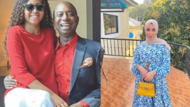 """Photo of """"She is my friend who came visiting"""" – Regina Daniels reacts to reports her husband is about to be married to a 7th wife"""