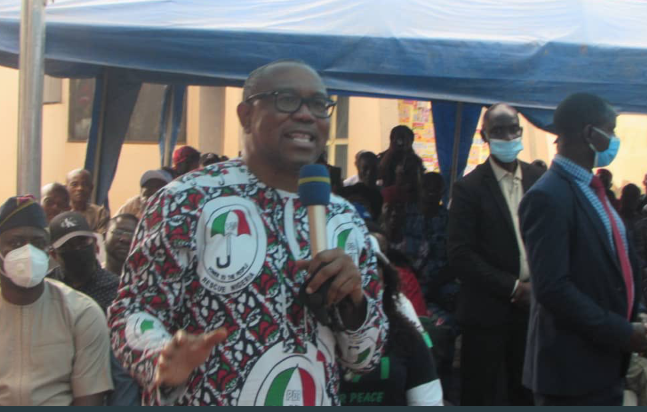 Nigeria is not working because people are recruited on sentiment – Peter Obi 1