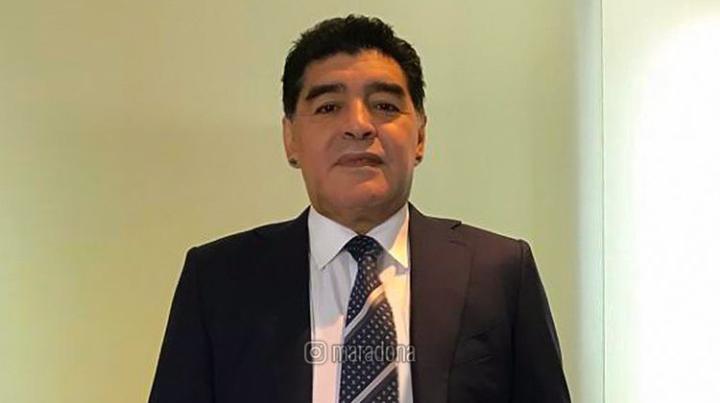 Photo of Football Legend, Diego Maradona is dead