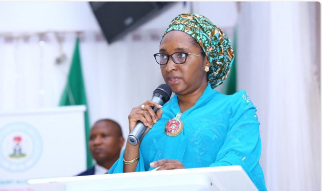 "Photo of ""The level of Nigeria's borrowing is not unreasonable and not high"" – Finance Minister, Zainab Ahmed"