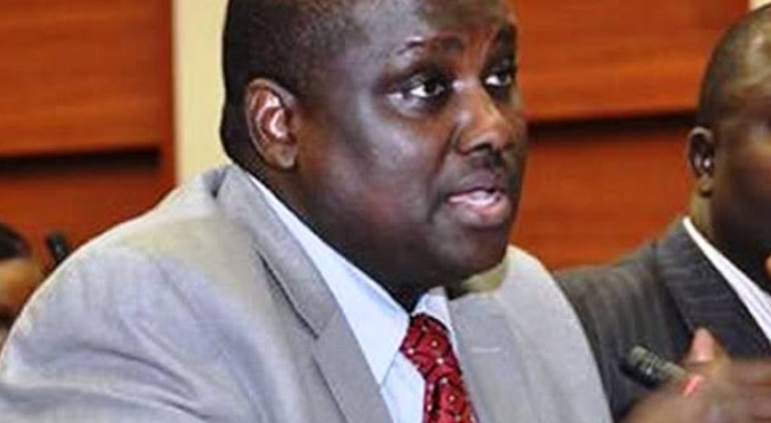 Photo of Court remands Maina in Kuje Correctional Centre