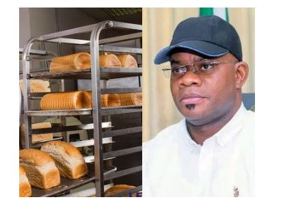 Gov Yahaya Bello denies approving any new levy on bread, after his commissioner said levy is only for bread from outside Kogi 1