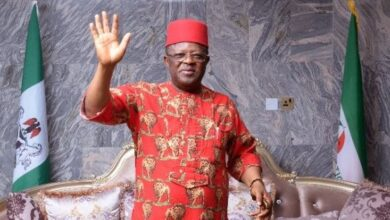 Photo of Umahi's defection from PDP shows our acceptance in the South East – APC