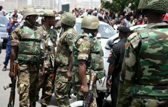 #EndSARS: Why we won't disclose the identity of personnel deployed to Lekki tollgate - Nigerian Army 1