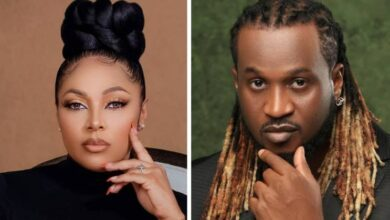 """Photo of """"At the age of almost 50, you still think you can be manipulative""""- Paul Okoye calls out Lola Okoye over her birthday post"""