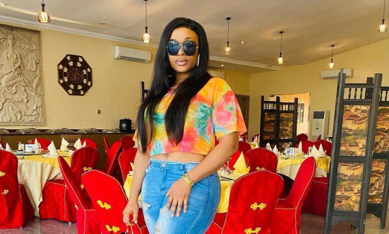 'Women are happier without Men' – Actress Inem Peter 1