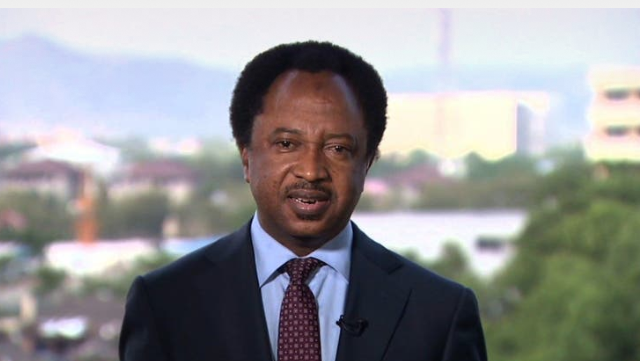 "Photo of ""Saying terrorism will last twenty years signifies resignation and bankruptcy of new strategies"" – Shehu Sani"