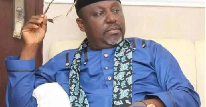 "Photo of Insecurity: ""Buhari should fire the people he hired to work for the country"" – Okorocha"