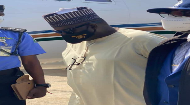 Photo of Police extradite Maina from Niger Republic