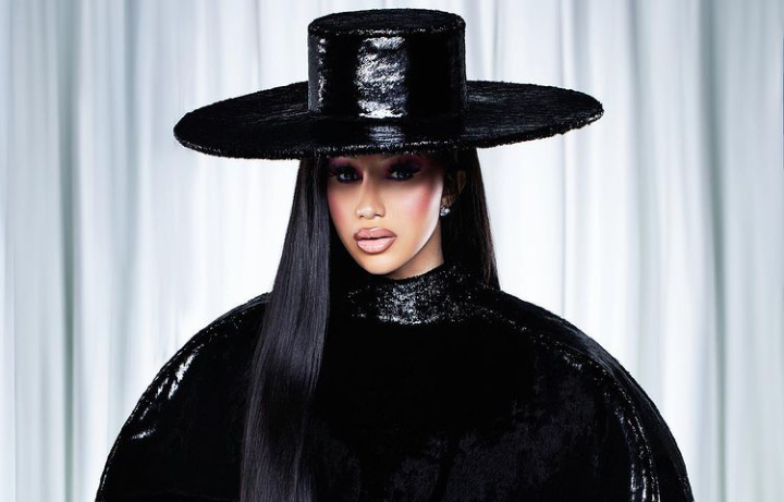 "Photo of ""Soon as the pandemic is over, I'm coming to Nigeria"" – Cardi B"