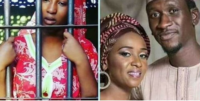 Photo of Appeal Court upholds Maryam Sanda's death sentence for the murder of her husband