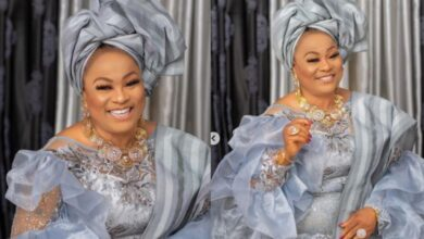 Photo of Actress, Sola Sobowale shares stunning photos to celebrate her birthday