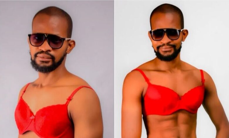 """Photo of """"I am 1000% gay, not even Buhari take away my Jesus given Identity"""" – actor Uche Maduagwu makes u-turn on his sexuality"""