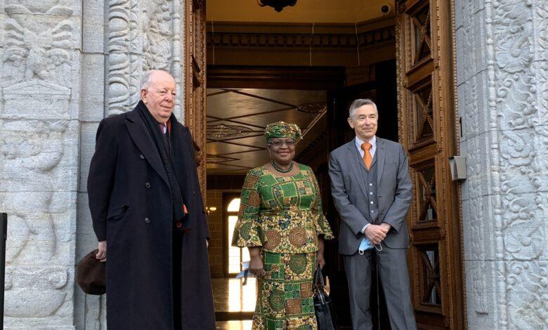 Photo of Okonjo-Iweala resumes as WTO DG [PHOTOS]