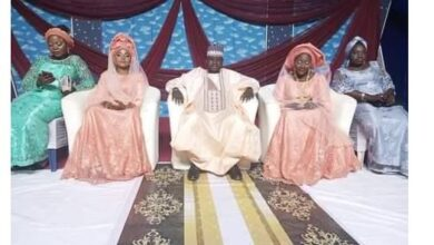 Photo of APC youth leader marries two wives same day in Abuja