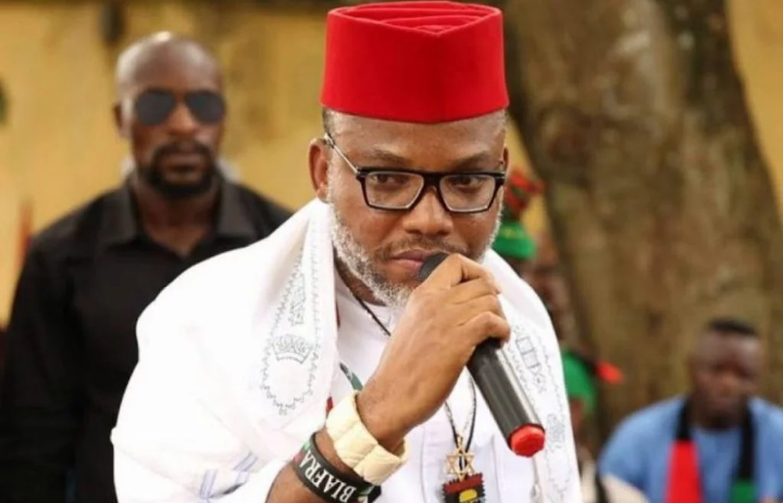 Photo of Insecurity: Nigerians ignored my prophecy in 2015 – Nnamdi Kanu