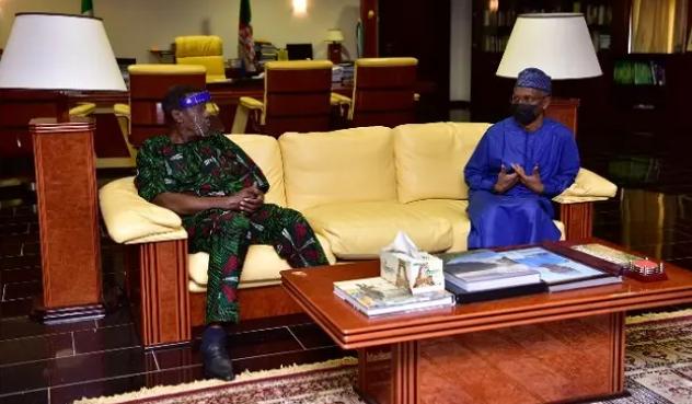 Photo of El-Rufai meets Pastor Adeboye after release of RCCG Members