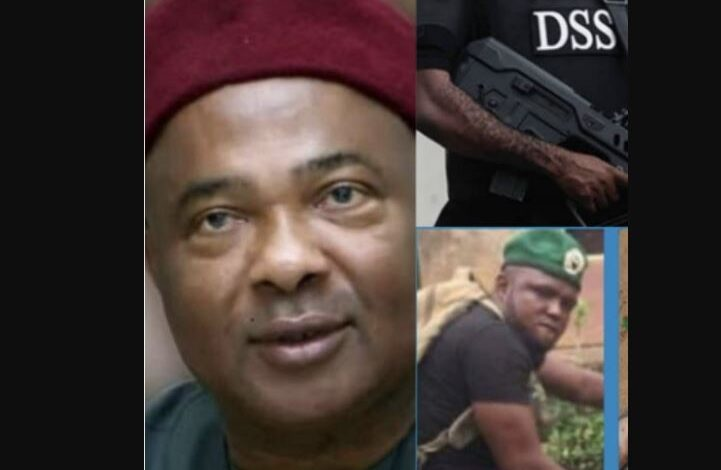 Photo of 'Hope Uzodinma has murdered sleep so he should be ready to stay awake — IPOB reacts to killing of ESN top commander by security operatives