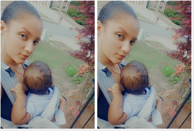 Photo of You're a Disguised Witch if you don't click the Love Icon when I post my kids photos – BBNaija's Gifty Powers