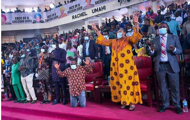 Photo of Insecurity: Over 2000 pastors storm Ebonyi state to pray for Governor Umahi