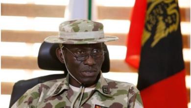 Photo of Kaduna Crash: Our spirits remain unshakeable – Chief of defence staff, Irabor
