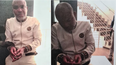 Photo of Nnamdi Kanu: IPOB writes UN, EU, others over deteriorating health of its leader