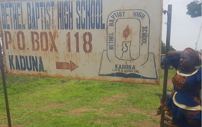 Photo of 3 Abducted Bethel Students Found In Kaduna Forest