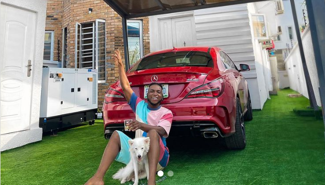 Photo of DJ Kaywise acquires 5th house on his 29th Birthday