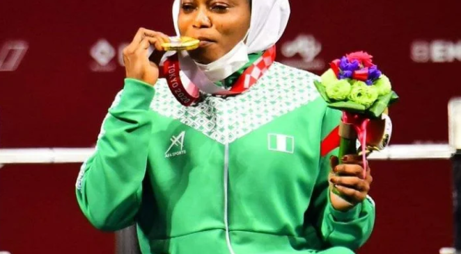 Photo of Nigeria wins first gold at Tokyo Paralympics