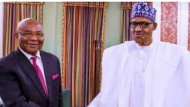 Photo of I will help Imo fight Insecurity, Buhari tells Uzodinma