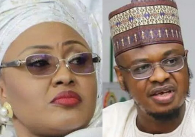 Photo of Be courageous to do the right thing – Aisha Buhari sends 'strong message' to Minister of Communication and Digital Economy, Isa Pantami